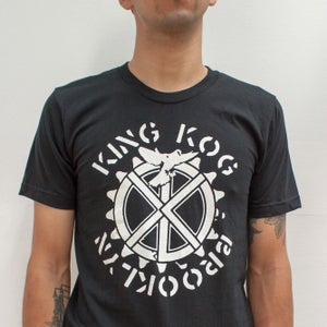 Image of King Kog Punk Shirt
