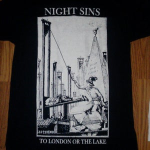 """Image of To London or the Lake """"Robespierre"""" shirt"""
