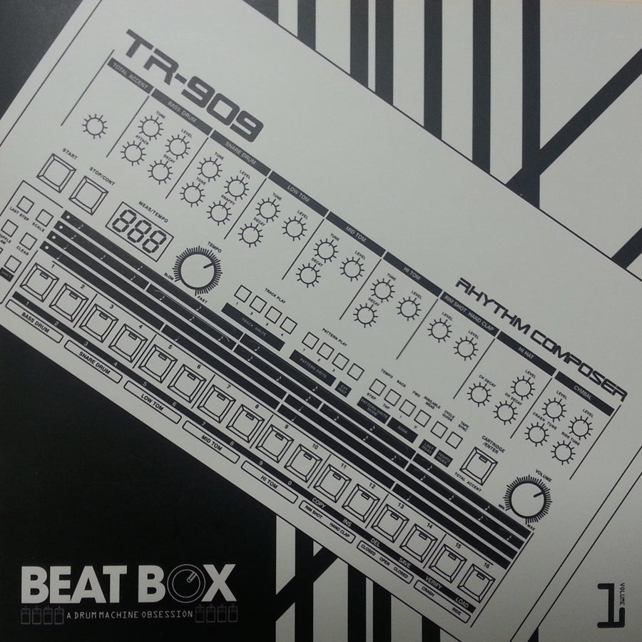 Image of GET-2002 TR:909 BEATBOX FLEXI SET