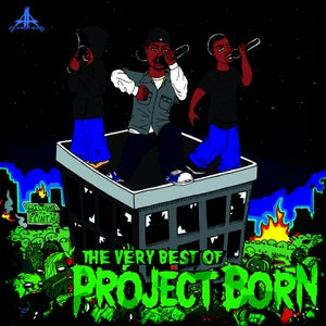 Image of Project Born - The Very Best of Project Born