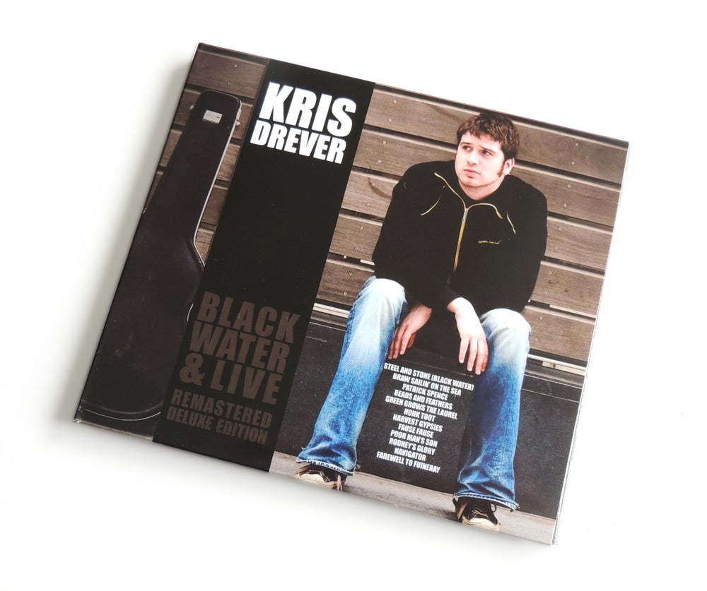 Image of Black Water & Live (Double Cd Album)
