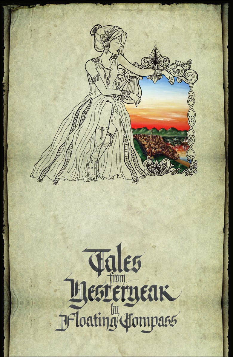 Image of Tales from Yesteryear Poster
