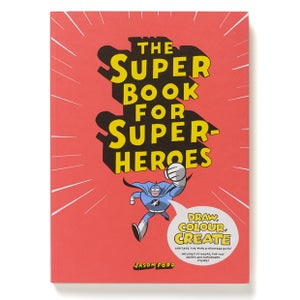 Image of The Super Book for Super Heroes by Jason Ford