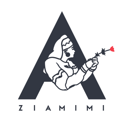 Image of Ziamimi Font