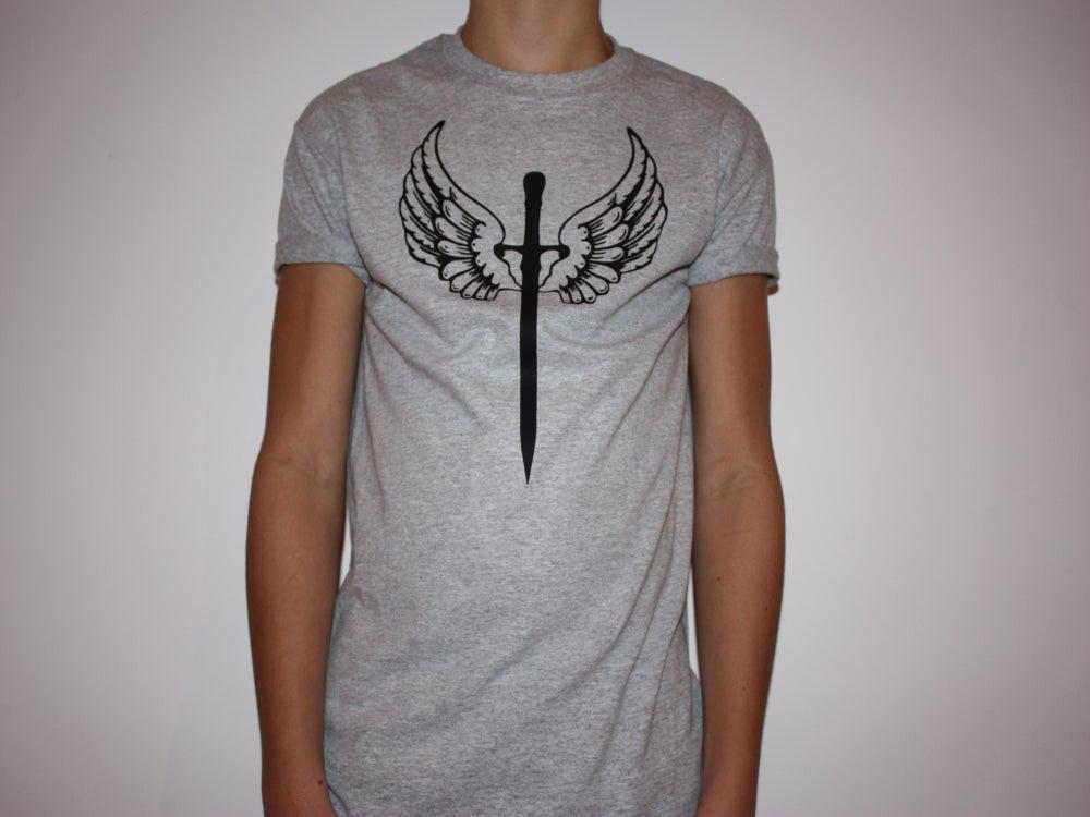 Image of Wings - Grey