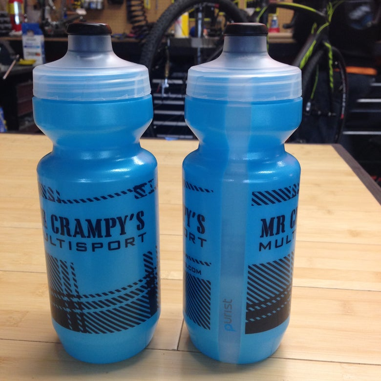Image of Mr Crampy's 22oz Purist Bike Bottle