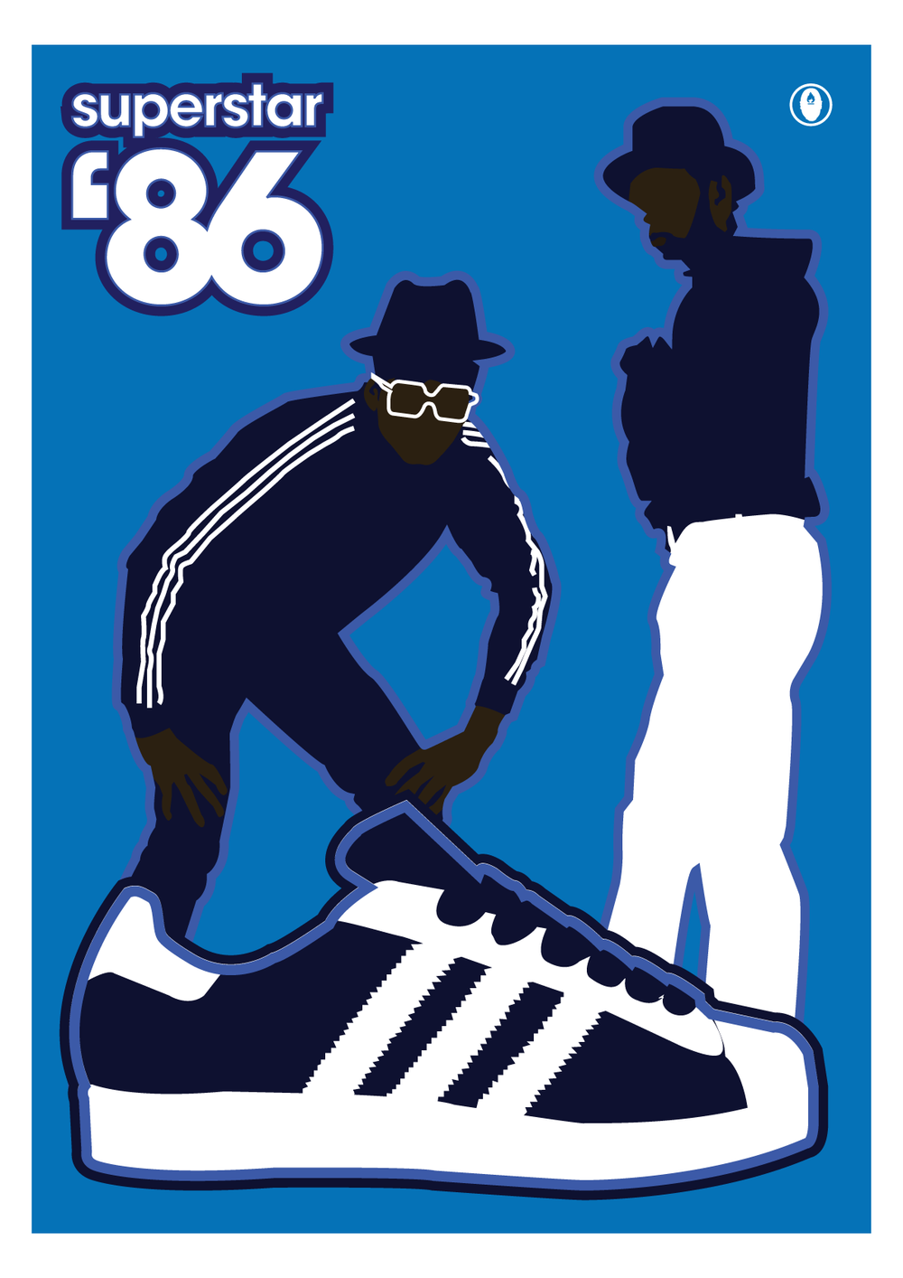 Image of ADIDAS SUPERSTAR '86