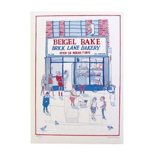 Image of <b>'Beigel Bake'</b> <br> by <b>Adam Graff</b>