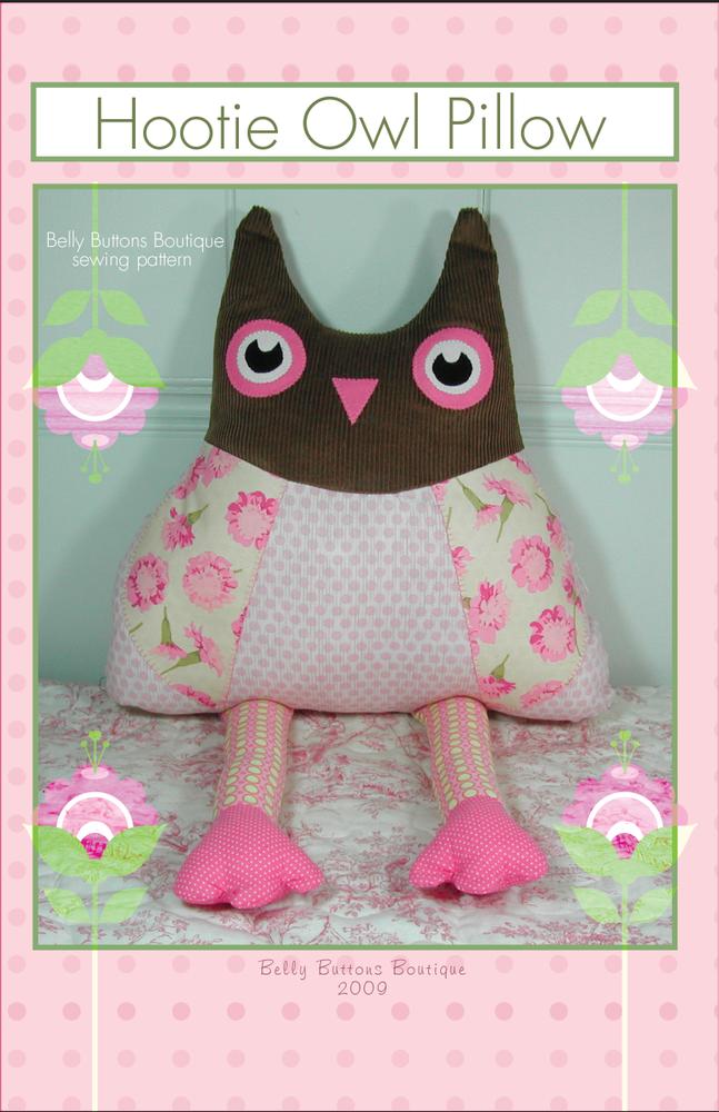 Image of Hootie Owl Pillow