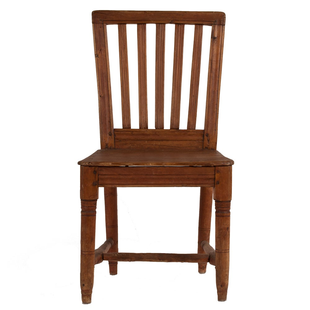 Image of Swedish Wooden Chair
