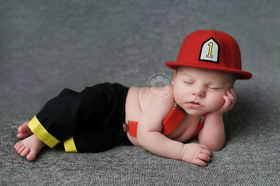 Image of Fireman Hat