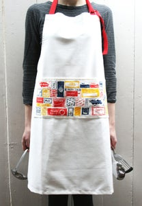 Image of Sachet Pocket Apron