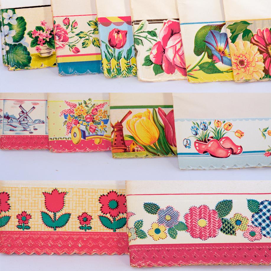 Image of Vintage Shelf Liner
