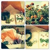 Image of Emerald Jewelry Set