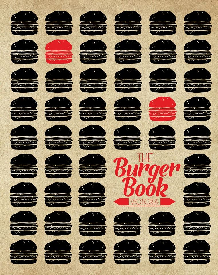 Image of The Burger Book