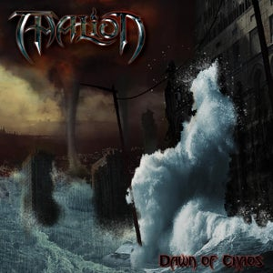Image of THALION - Dawn of Chaos (CD 2013) or KEMILON - Twisted Storm (CD 2012 - MMR007)