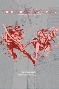 Image of Double Cross Core Rulebook