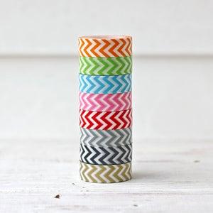 Image of Chevron Washi Tape