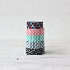 Image of Geometric Washi Tape
