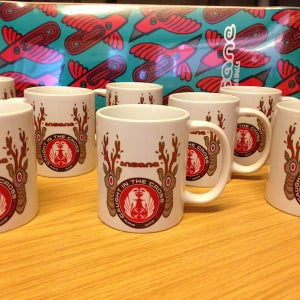 Image of CROSSFIRE / INSANE MUG COLLAB