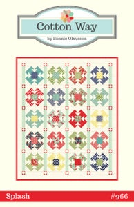 Image of Splash PDF Pattern #966