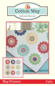 Image of May Flowers PDF Pattern #965
