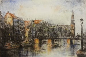 """Image of """"Autumn Day"""", Amsterdam"""
