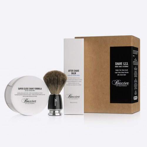 Image of Baxter of California Shave 1.2.3