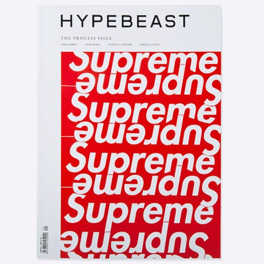 Image of HYPEBEAST Magazine No. 5 - The Process Issue