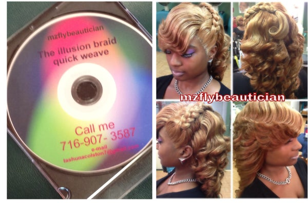 Image of Illusion Braid QuickWeave DVD