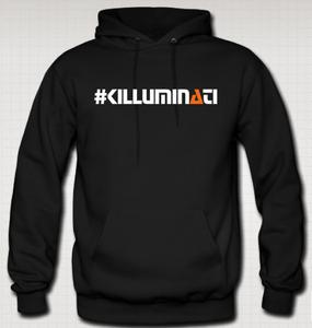 Image of :: #KILLUMINATI :: Hoodie