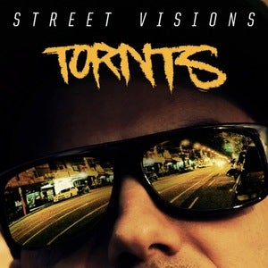 "Image of TORNTS ""Street Visions"" CD"