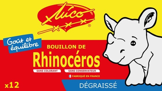 Image of Bouillon de Rhino