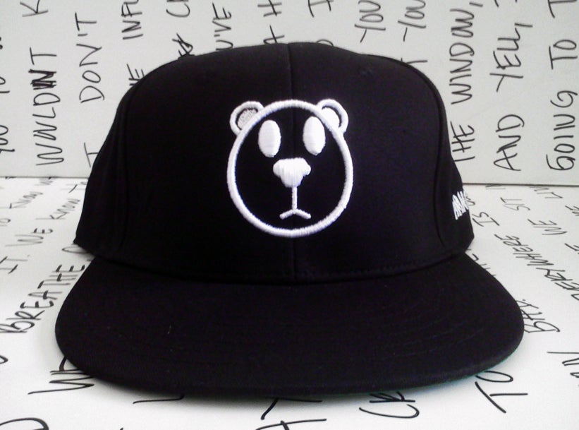 Image of Bear Logo Snapback