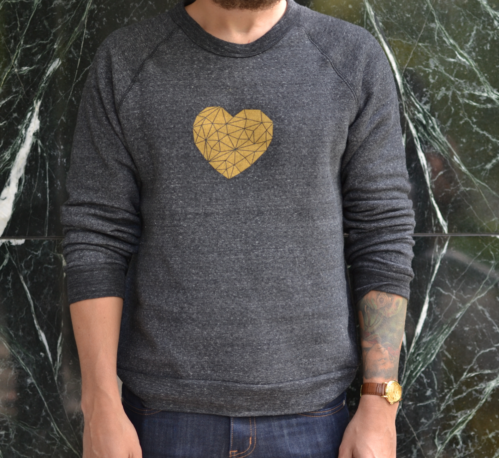 Image of Love Where You Live Sweatshirt - Men's Fit
