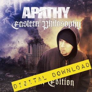Image of [Digital Download] Apathy - Eastern Philosophy (Special Edition) - DGZ-004
