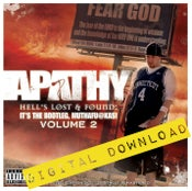 Image of [Digital Download] Apathy - Hell's Lost & Found: It's the Bootleg, Muthafuckas! Vol. 2 - DGZ-006