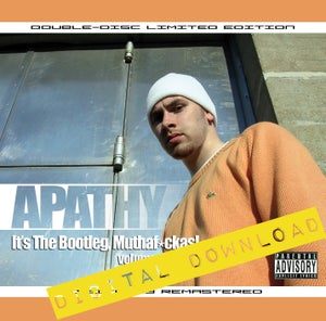 Image of [Digital Download] Apathy - It's the Bootleg, Muthafuckas! Vol. 1 - DGZ-007