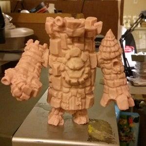 Image of King Castor SUPREME - Flesh