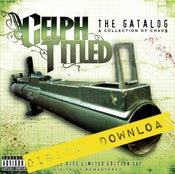 Image of [Digital Download] Celph Titled - The Gatalog: A Collection of Chaos - DGZ-016