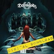 Image of [Digital Download] Demigodz - KILLmatic - DGZ-019
