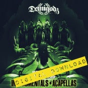Image of [Digital Download] Demigodz - KILLmatic (Instrumentals + Acapellas) - DGZ-020