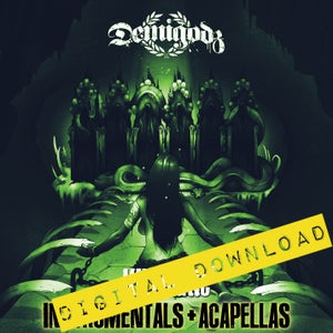Image of [Digital Download] Demigodz - KILLmatic (Instrumentals + Acapellas) - DGZ-020