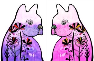 Image of Frenchie Prints
