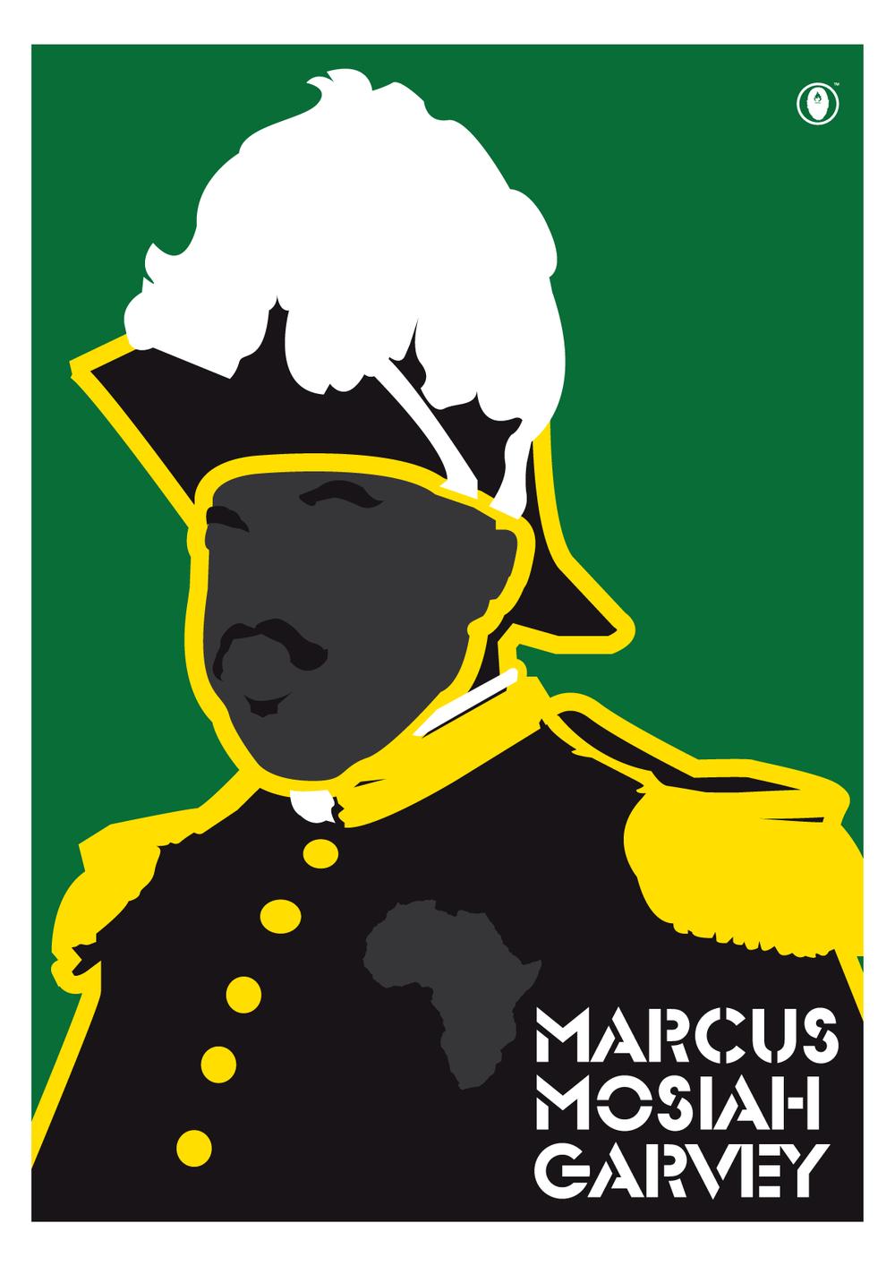 Image of 'MARCUS GARVEY'