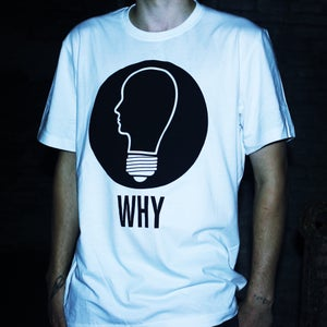 Image of Why Project Logo T-Shirt