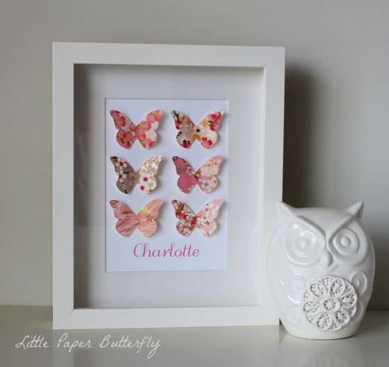 Image of Suri Paper Butterfly Wings