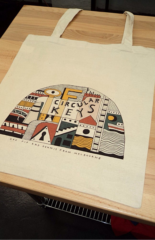Image of Snow Globe Tote