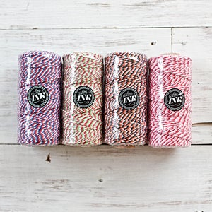 Image of Bulk Bakers Twine Holiday - 12ply