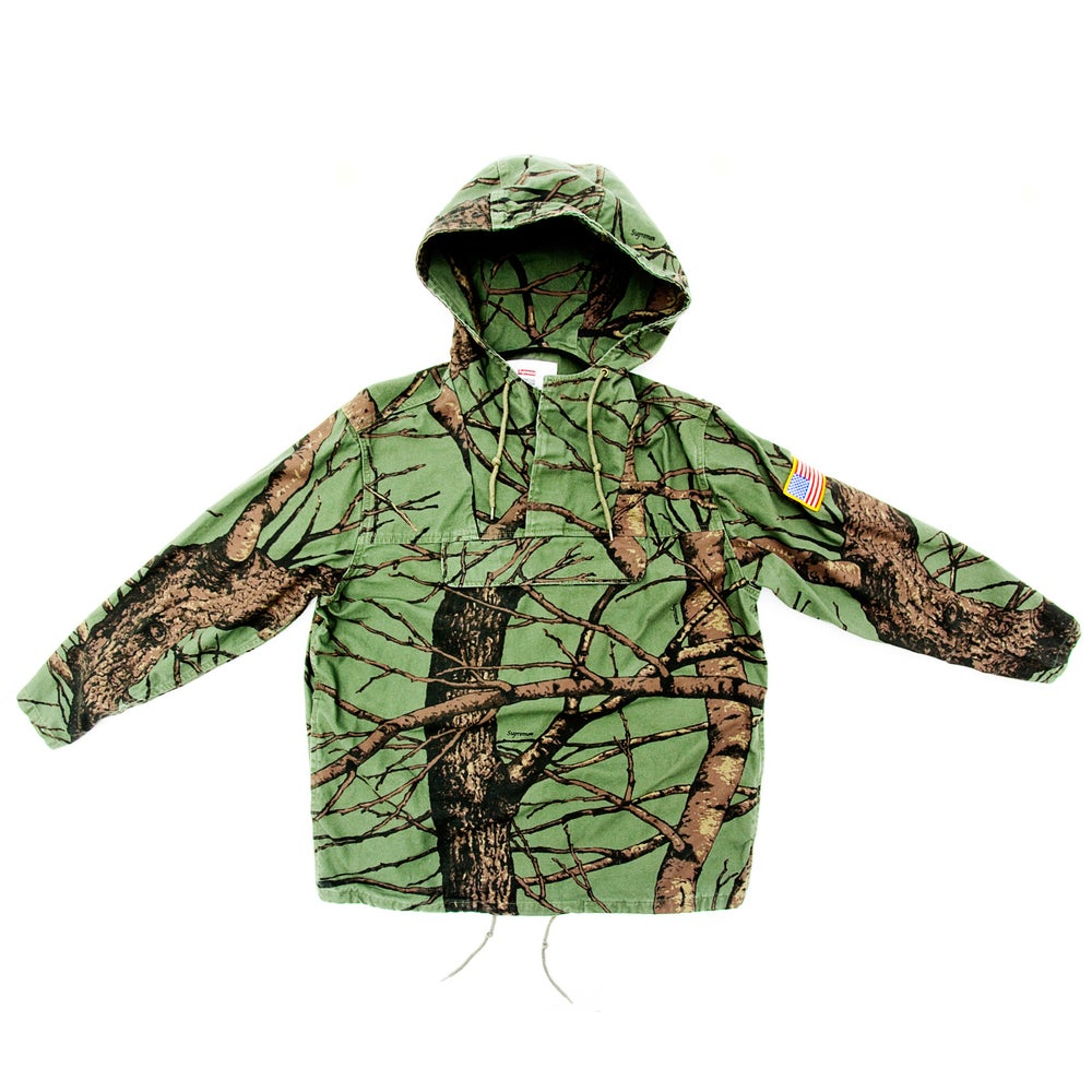 Image of SUPREME FIELD PULLOVER